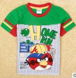 Commerce de gros de vêtements pour enfants Les enfants d'usure du T-Shirt Nouvelles de l'été 2014 T-shirt pour enfants