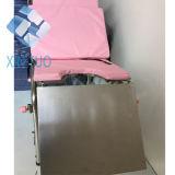 병원에 의하여 이용되는 수동 Gynaecology 침대 검사 테이블/외과 의자