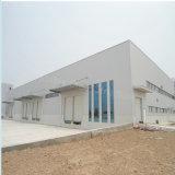 Prefessional Entwurfs-Stahlkonstruktion-Aufbau-Gebäude in Kap-Verde