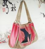 La mujer coreana de la bolsa de moda la moda de la bolsa de bordados Bolsa Bolsa de ocio puede ser pedido OEM de Comercio Exterior