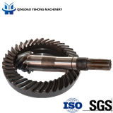 정면 드라이브 차축 전송 기어 90-120 말 힘 나선 비스듬한 기어에 있는 BS5011 9/39 고품질 트랙터