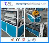 HDPE/PVC 브리지 압축 응력을 받는 물결 모양 관 생산 라인, 플라스틱 관 기계