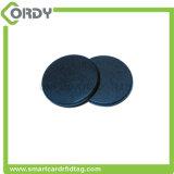 Etiqueta industrial del lavadero del botón RFID NFC de la etiqueta lavable redonda del PPS