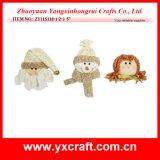 De Kerstman van Kerstmis van de Decoratie (zy11s121-1-2-3 10 '') & Sneeuwman & Engel