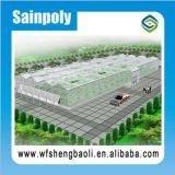 Самый дешевый Sainpoly сельскохозяйственных/коммерческих пластиковые парниковых