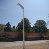 Luz de calle de energía solar LED de la luz solar del camino de 2016