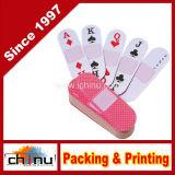 12 cartes à jouer en bandage en forme de cartes de jeu (430043)