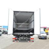 China Sinotruk HOWO 4X2 10ton Van de luz Veículo de Carga
