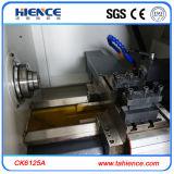 Horizontal Novo pequeno torno CNC System Ck6125A
