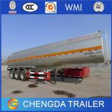 3 Eixos 45000 Litros Petrol Oil Fuel Tanker Storage Tank Semi Trailer Preço para Venda