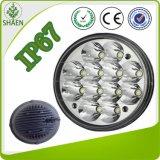 Lámpara redonda del trabajo de Epistar 36W 5inch LED