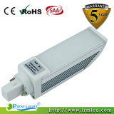 Dimmable/Non-Dimmable LED PLC 전구 SMD2835 LED G24 PL 빛