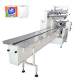 Máquina de embalaje del tejido del cuarto de baño para la máquina de embalaje del papel higiénico