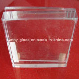 밝은 유리에서 10mm 매우 명확한 유리제 태양 유리