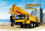 China Best HOWO Mobile Truck Crane Qy70u de 70tons