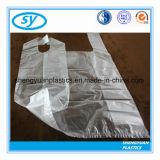 折るプラスチックショッピング・バッグをリサイクルしなさい