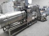 Linha de produção planta da extrusora do macarrão da massa única que faz a máquina