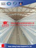 Горячее надувательство 2017 гальванизировало тип автоматическую клетку цыпленка цыплятины слоя для птицефермы
