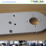 Части CNC изготовленный на заказ алюминия подвергая механической обработке