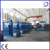 Máquina vertical hidráulica de la prensa del neumático del desecho