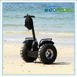 Chariot elétrico, scooter eletrônico de roda de 2 rodas, veículo pessoal, Esoi