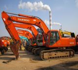 Excavador usado de Doosan Dh300LC-7 de la máquina de la construcción para la venta
