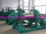Machine ouverte de moulin de mélange de raffineur en caoutchouc