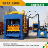 Volle automatische Qt10-15 Flugasche-Ziegeleimaschine
