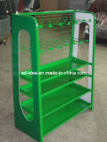 Gebrauchsgut-spinnender Metalknall-Getränk-Fußboden-Ausstellungsstand (MDR-036)