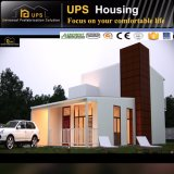 Casa de frame de aço clara pré-fabricada Certificated SABS