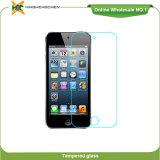De uiterst dunne Aangemaakte Beschermer van het Scherm van de Telefoon van het Glas voor iPod Touch5