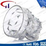 Venta caliente 180ml taza transparente del vidrio para el café (CHM8156)