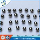 G100-G1000 de bolas de acero de carbono/bola de acero inoxidable cromado/bola de cojinete de bolas/