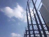 Galpão de Estrutura de aço de Betoneira (BYSS071701)