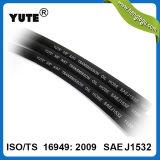 Yute製造業者3/8インチゴム製オイルクーラーのホースSAE J1532
