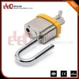Cadeado de aço inoxidável de segurança de 38 mm, cadeado de ferro, cadeado laminado