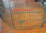 Gaiola de junco de metal para frango e animal de estimação