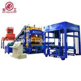 Lastricatore e macchina quadrati concreti automatici del blocchetto di Habiterra con idraulico