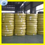 Manguera de caucho hidráulico R1 R2 4SP