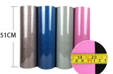 Venta caliente 1.22*50m de alto brillo Color PVC ADHESIVO DE VINILO