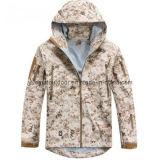 Coque rigide Hardshell veste militaire avec la haute qualité imperméable et respirant