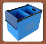 High Quality Manufacturer를 가진 인도 Customized Plastic Corrugated Storage Box