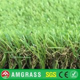 Tre Color con Natural Soft Feeling Landscaping Artificial Grass