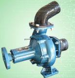Bomba de água Diesel portátil pequena com aparência CB80-65-135 da beleza