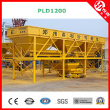 PLD1200 Máquina de procesamiento por lotes de hormigón, Agregado de la máquina de proceso por lotes, Agregado Batcher
