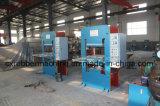 Machine de vulcanisation en caoutchouc de presse/machine chaude en caoutchouc de presse
