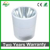 Buena MAZORCA montada superficial LED Downlight de la calidad 10W AC85-265V