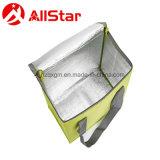 China-Fertigung-Kühlvorrichtung-Beutel-wasserdichtes Polyester isolieren Picknick-Eis-Kühlvorrichtung-Beutel