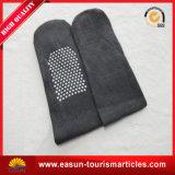 Fördernde Arbeitsweg-Polyester-Mann-Socken für Fluglinie