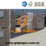 120g de papel bond blanco en 670*870mm en China